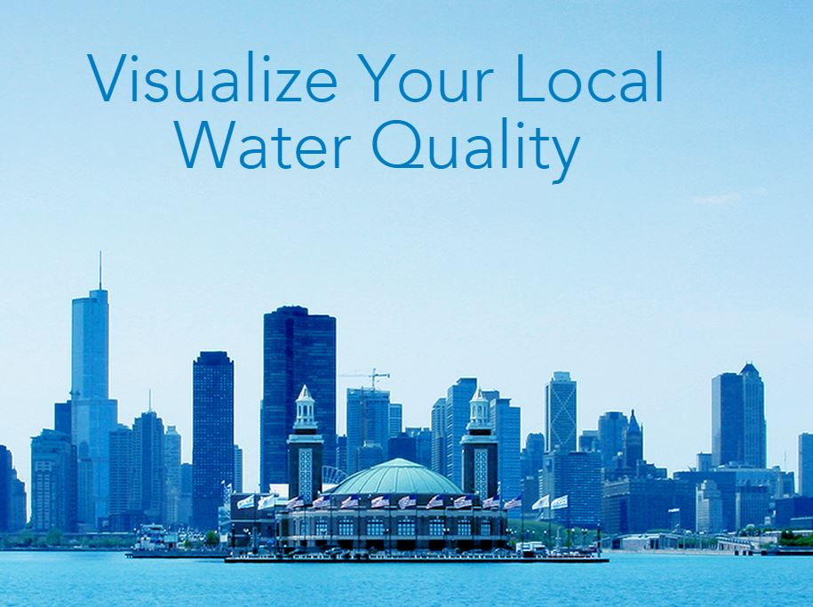 """Esri announce the """"Visualize Your Water"""" Challenge"""