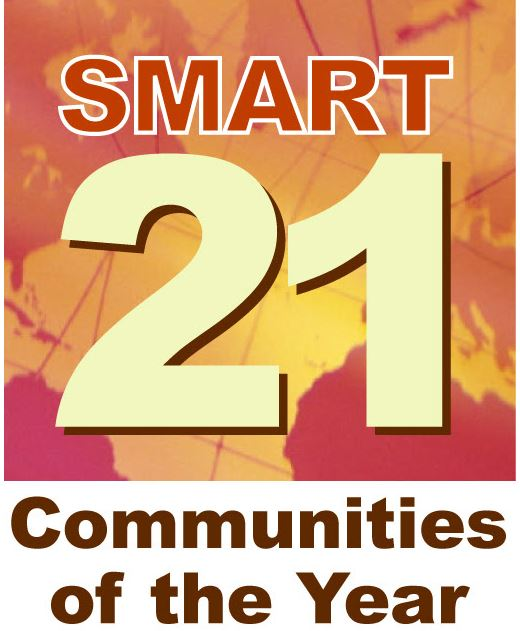 The Intelligent Community Forum names the Smart21 Communities of 2016