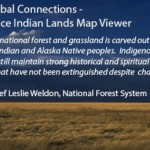 Forest Service Releases Interactive Tribal Connections Map