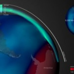 Ozone Hole Over Antarctica Reaches Annual Maximum