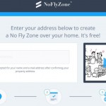 Keep the UAV Devices Away – Create and Register Your Own No Fly Zone