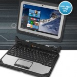 Panasonic Announces Toughbook 20  World's First Fully Rugged Detachable Laptop