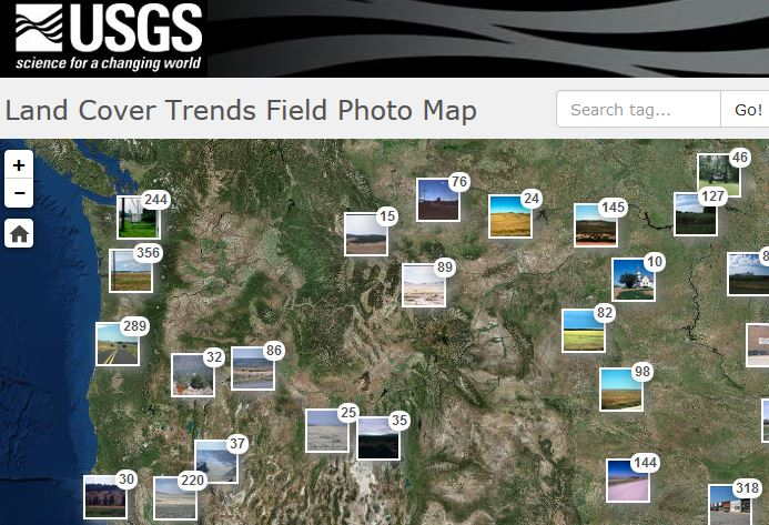 Newly Released USGS Photo Catalog Puts US Landscapes On Exhibit