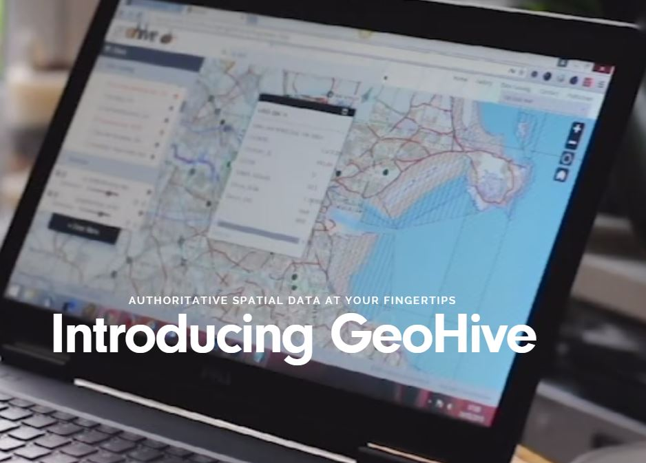 Ordnance Survey Ireland Launches GeoHive