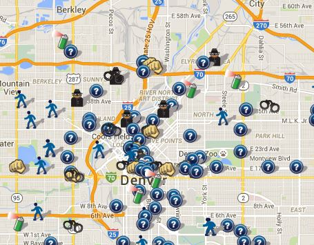 Online Source for Crime Data Most Visited Crime Mapping