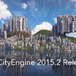 Esri Announces Esri CityEngine 2015.2