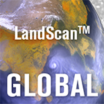 New: LandScan+ combines authoritative infrastructure data * with The World's Finest Population Distribution Data