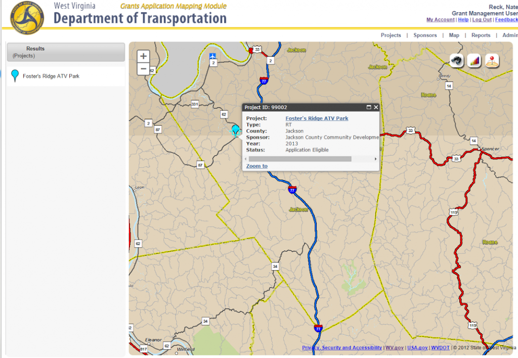 GeoDecisions Garners WVDOT Engineering Excellence Award