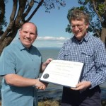 HR Wallingford scientist receives US government award for heroism