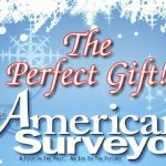 American Surveyor Maps for Christmas