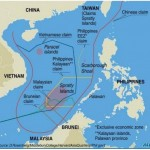 Oil and Water: Mapping the South China Sea