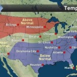 Weather Network's Winter Forecast Map - a tale of two winters