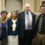 Capitol Hill Event Launches University Consortium to Engage Student Mappers