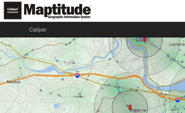 Sneak Preview: Maptitude 2016 is Faster & Easier to Use