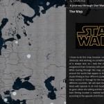 Story Map Shares Star Wars Filming Locations