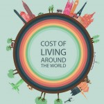 Map of the Day – The Cost of Living Everywhere