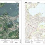 Updated US Topo maps for Wisconsin add Census Bureau road data