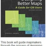 New Esri Book Teaches the Principles of Good Map Design
