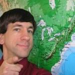 10 Question GeoGeek Rapidfire – Joseph Kerski @josephkerski