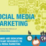 Infographic on Social Media Trends for B2B and B2C Marketers