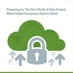 Preparing for The New World of Data Privacy