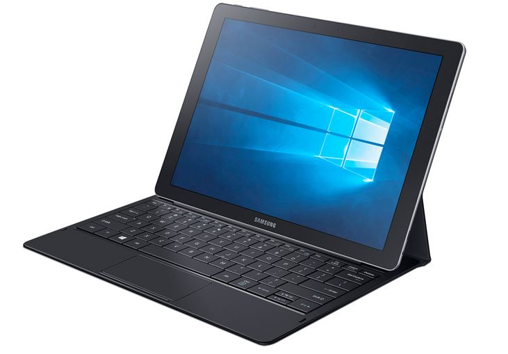 Samsung Unveils Galaxy TabPro S, 2-in-1 Tablet with Windows 10