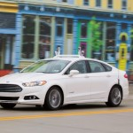 Ford Tripling Autonomous Vehicle Development Fleet