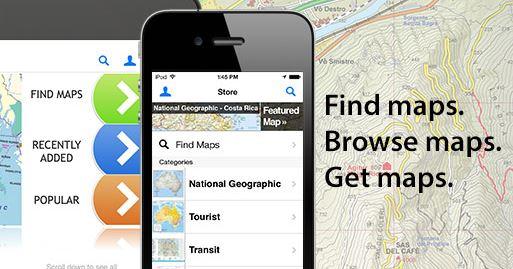 Avenza Launches PDF Maps Affiliate Program