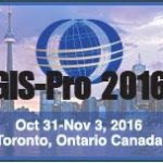 URISA Announces Call for Presentations for GIS-Pro 2016 in Toronto