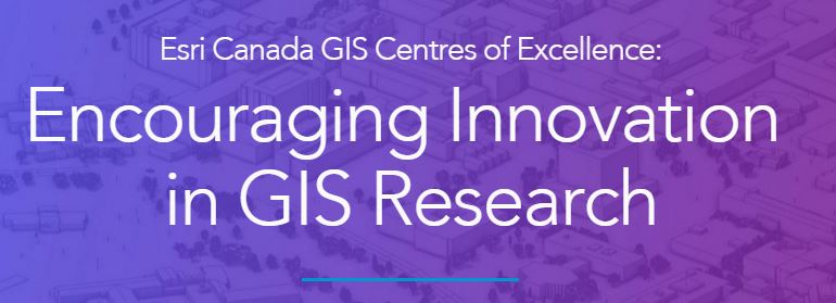 GIS Centres of Excellence
