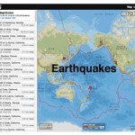 Global Earthquake Numbers on Par for 2015