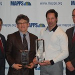 Optech Titan wins Grand Award and Award for Technology Innovation at MAPPS 2016