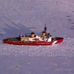 AeroVironment's Puma AE UAS Supporting Coast Guard Ice Breaker