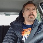GeoGeeks in cars Going for Coffee – Glenn's PR Tips