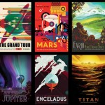 NASA is Giving Away Free, Retro Space Tourism Posters