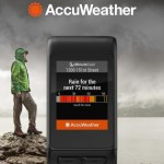 AccuWeather MinuteCast Available in All-New Garmin vivoactive HR Smartwatch