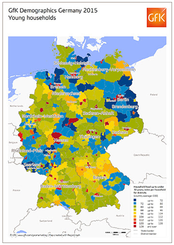 Young households in Germany