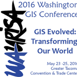 2016 WA GIS Conference Announcement
