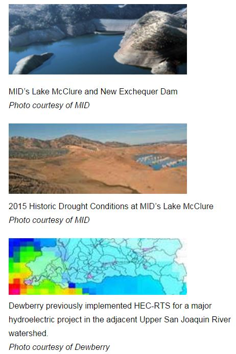 Models to improve resilience during droughts and floods