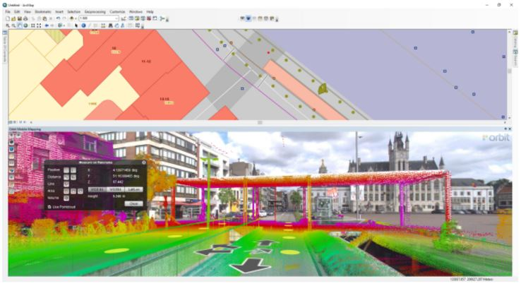 Mobile Mapping plugin for ArcGIS