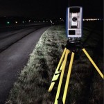 FOCUS 35 Shines in Nighttime Topographic Survey