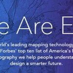 Esri Places in Top Ten of Forbes 2016 Best Midsize Employers