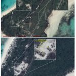 Change Detection analysis of Farquhar Island, Seychelles, after major hurricane