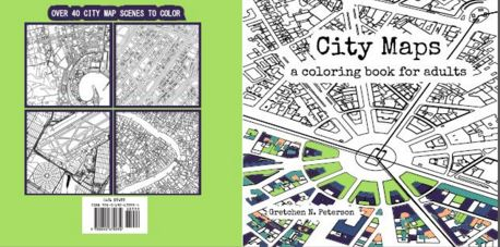 2016 04 26 09 07 06 City Maps Coloring Book Is Number One Best Seller