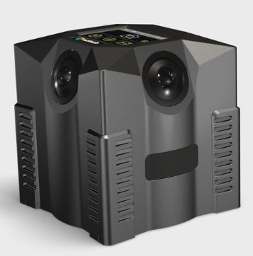 360º imaging, iSTAR is a panoramic camera