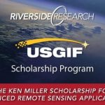 Riverside Research and USGIF Partnership Creates Remote Sensing Scholarship