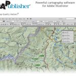 Avenza Releases MAPublisher 9.7 for Adobe Illustrator
