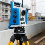 FOCUS 35 Total Station Monitors Dam For Movement