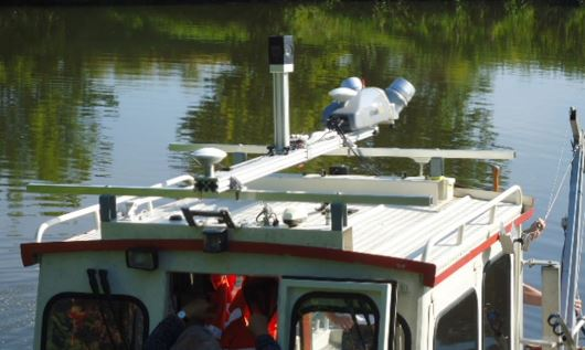 Trimble MX2 Portable Mobile Mapping System (Image: LiDAR Magazine)