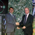 Earth-i and Telespazio Vega Sign Memorandum of Understanding Regarding Data Services Collaboration
